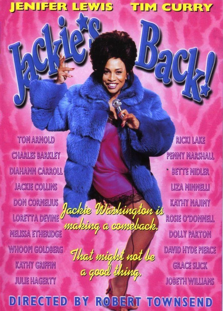 Jackie's Back! Poster