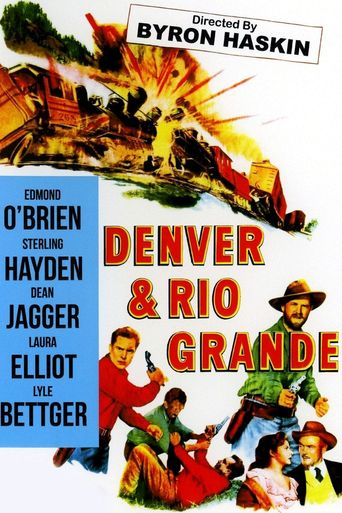 Denver and Rio Grande Poster