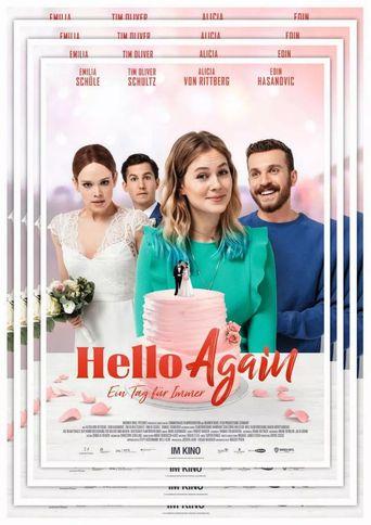 Hello Again - A Wedding A Day Poster