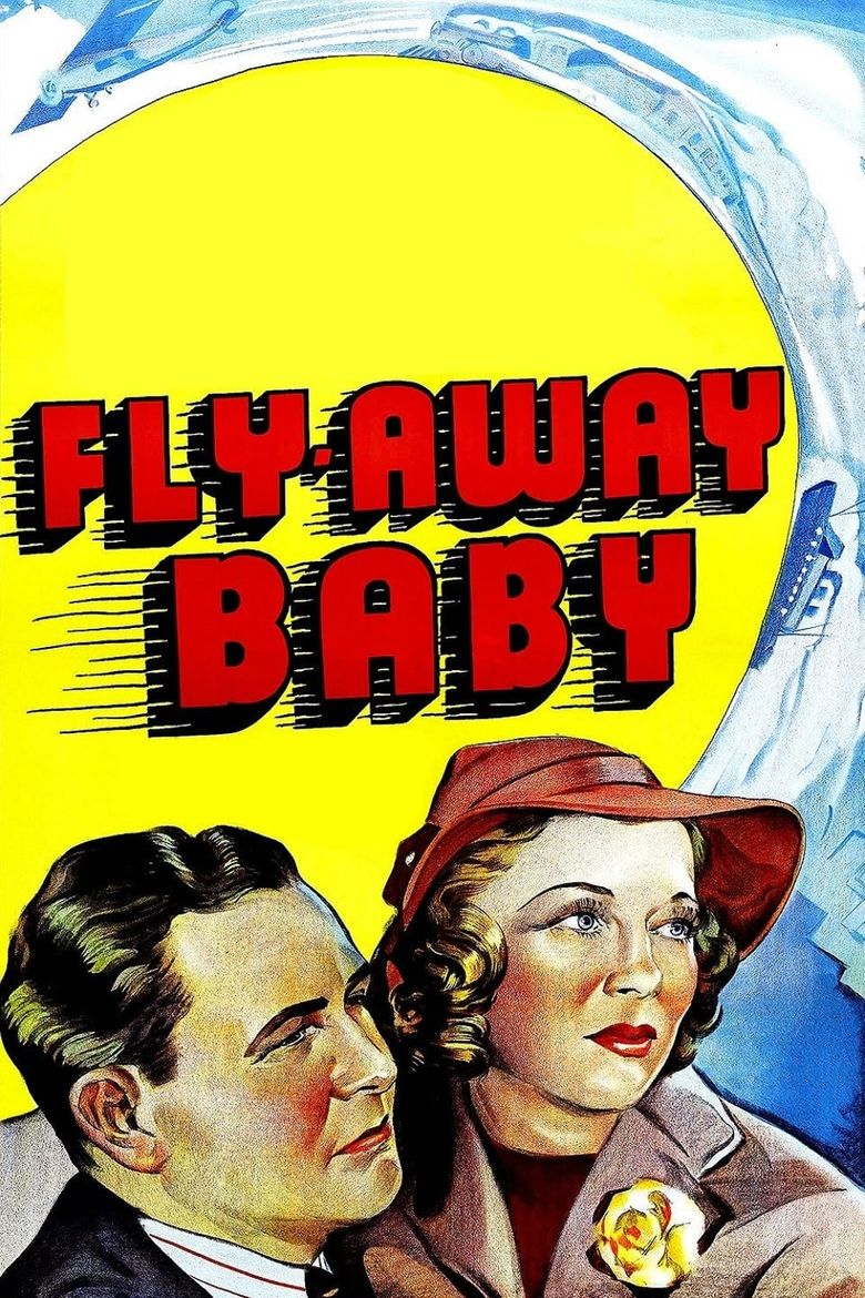 Fly Away Baby Poster