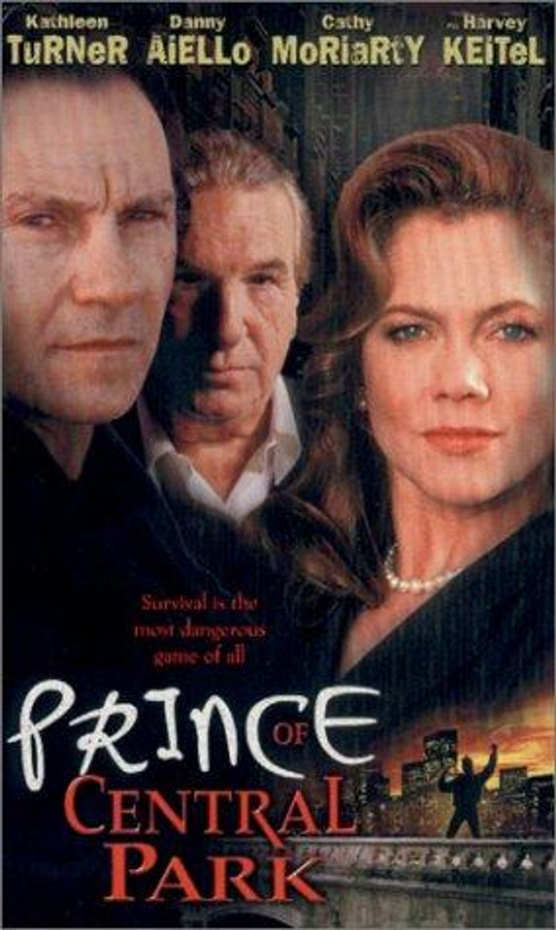Prince of Central Park Poster