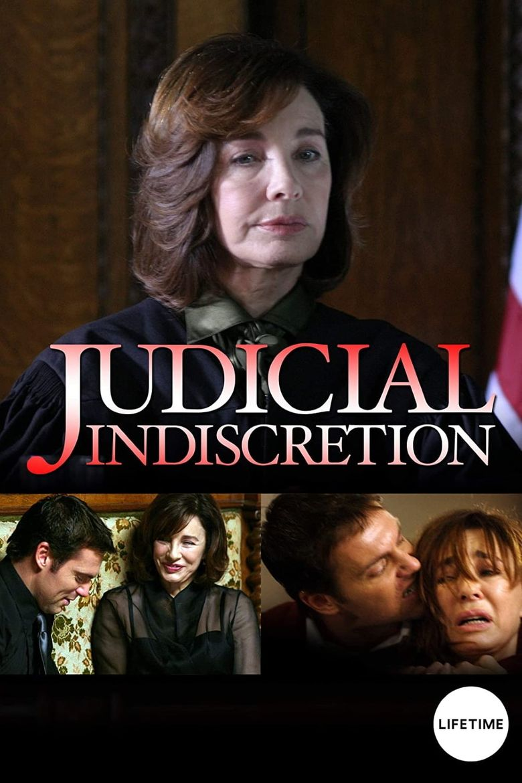 Judicial Indiscretion Poster