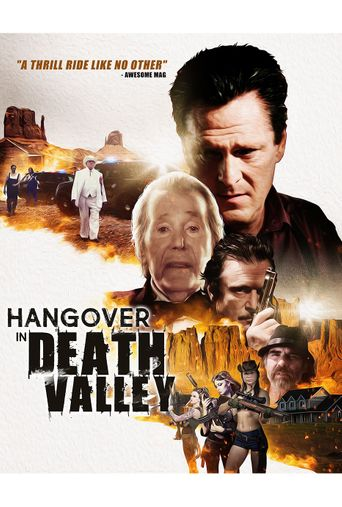 Hangover in Death Valley Poster