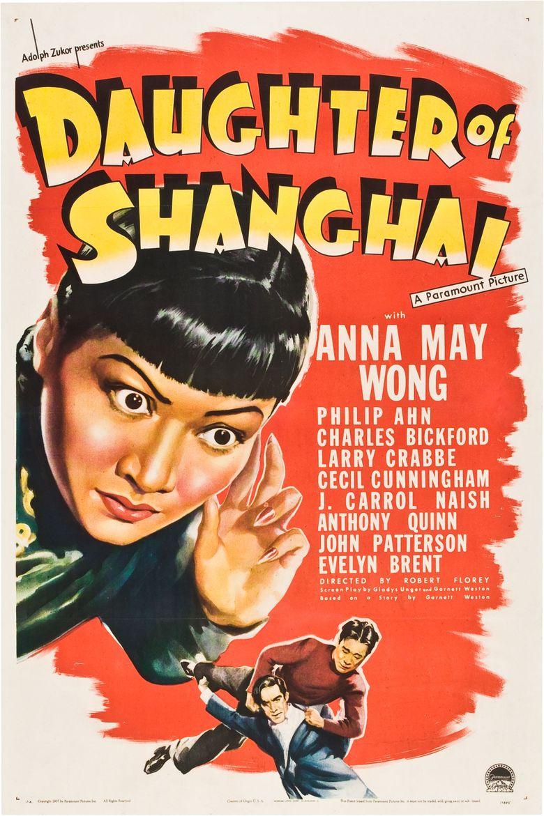 Daughter of Shanghai Poster