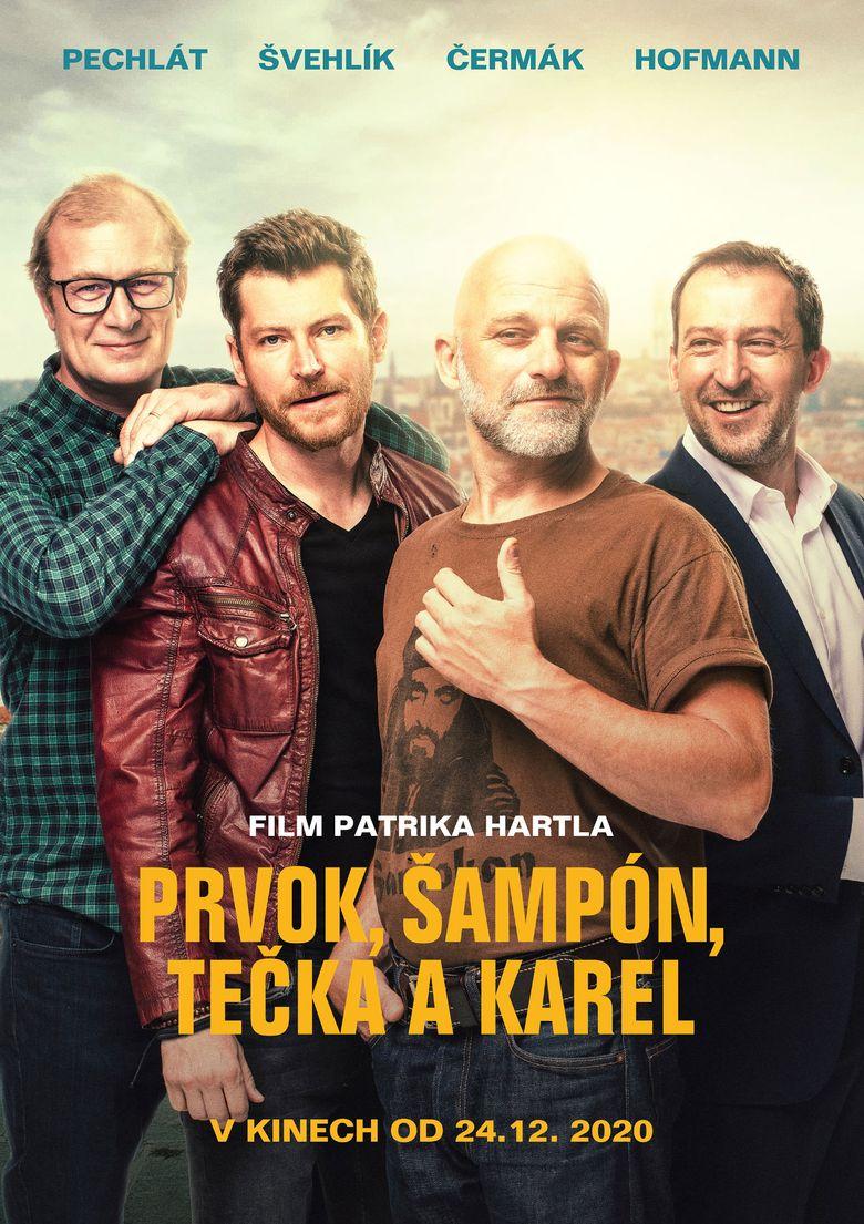 Prvok, Šampón, Tečka a Karel Poster