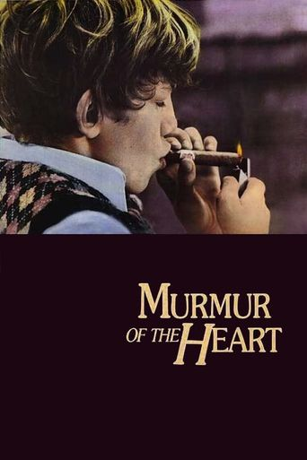Murmur of the Heart Poster
