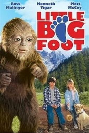 Little Bigfoot Poster