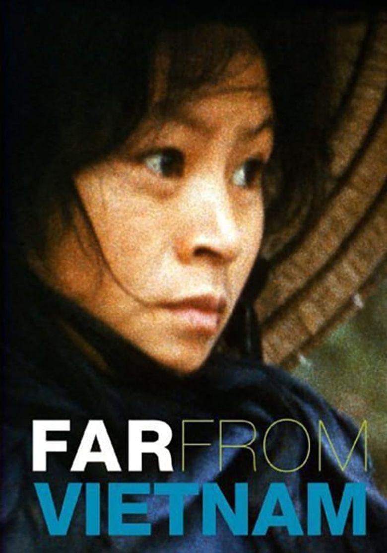 Far from Vietnam Poster