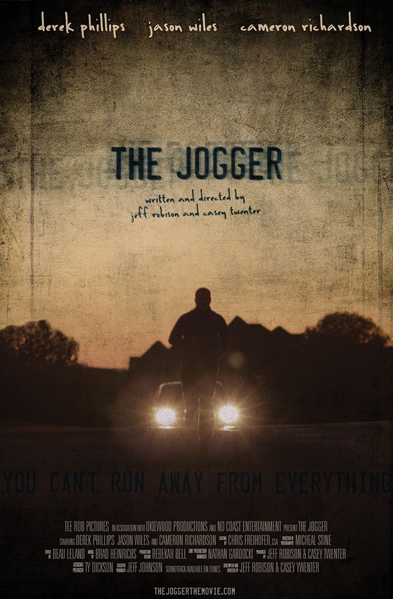 The Jogger Poster