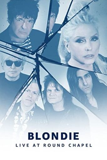 Blondie Live at Round Chapel : Prime Live Events Poster