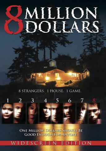 8 Million Dollars Poster