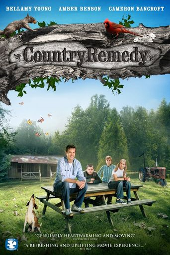 Country Remedy Poster