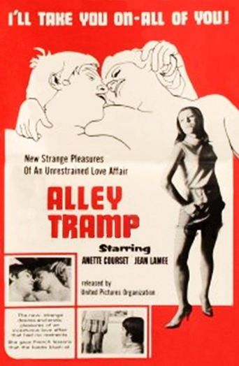 The Alley Tramp Poster