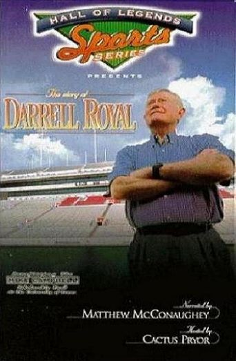 The Story of Darrell Royal Poster