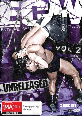 WWE: ECW - Unreleased Vol. 2 Poster