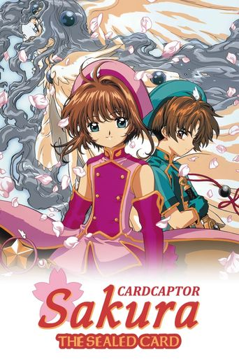 Cardcaptor Sakura: The Sealed Card Poster