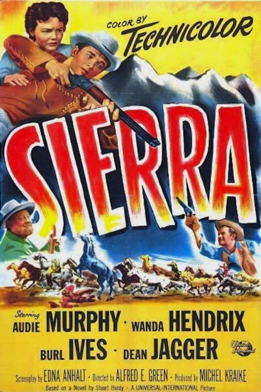 Sierra Poster