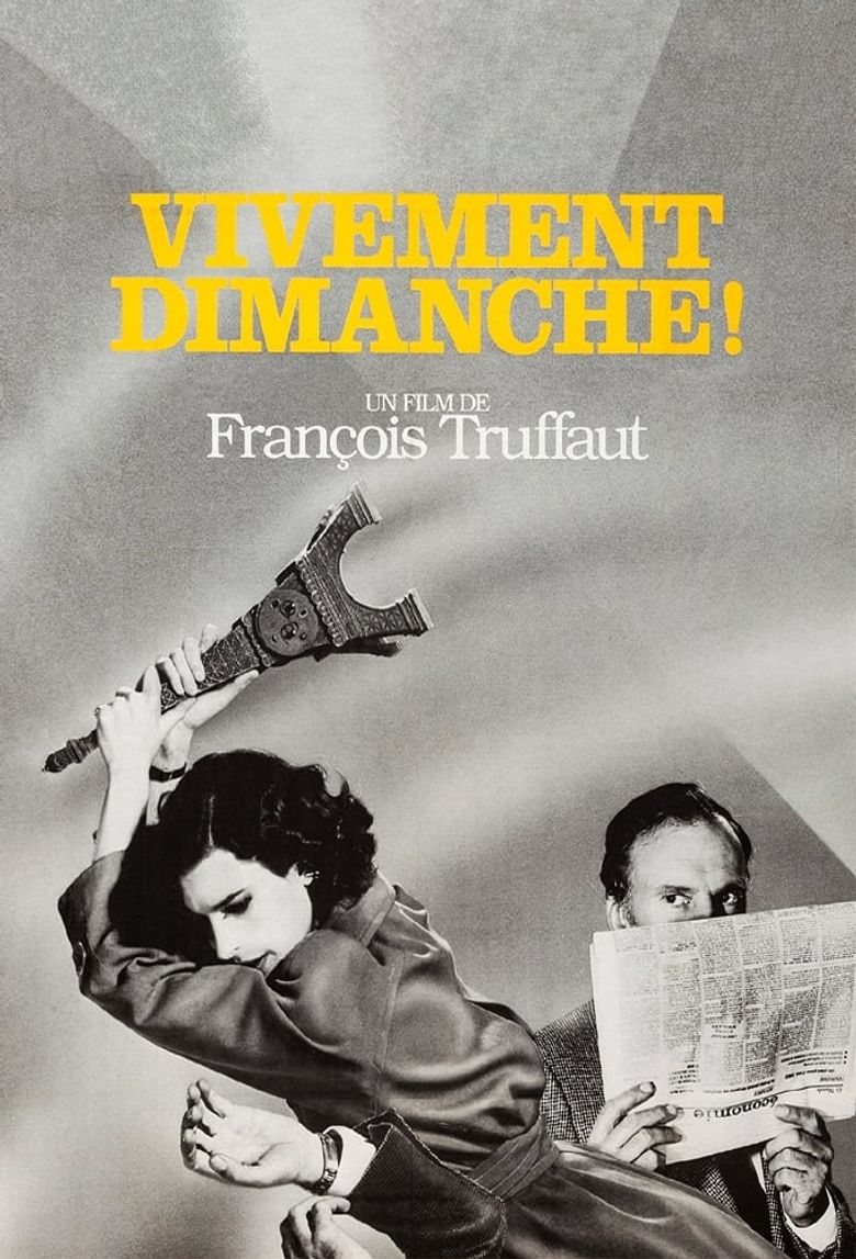 Confidentially Yours Poster