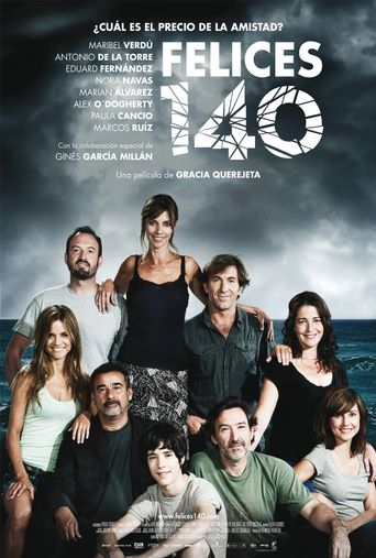Happy 140 Poster