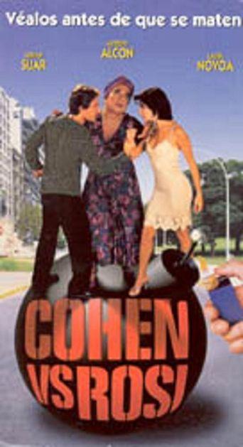 Cohen vs. Rosi Poster