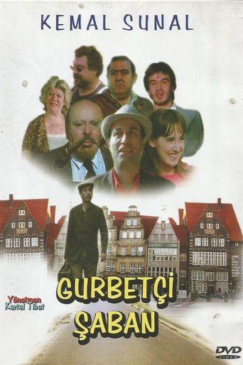 Gurbetçi Şaban Poster