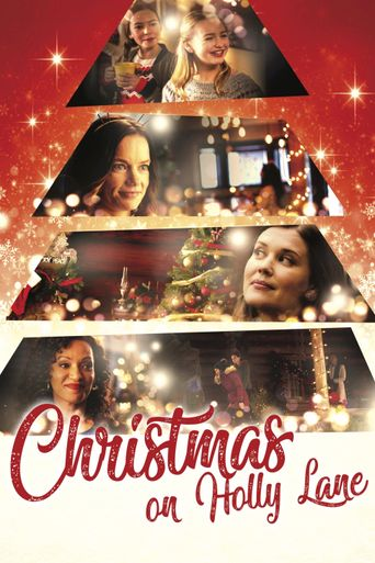 Christmas on Holly Lane Poster