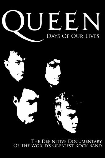 Queen: Days of Our Lives Poster