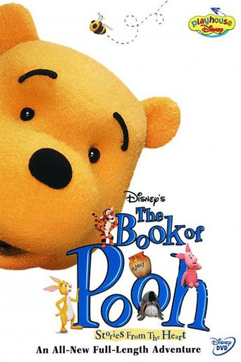 The Book of Pooh: Stories from the Heart Poster