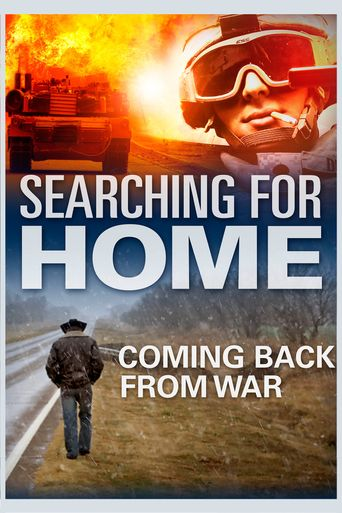 Searching for Home: Coming Back from War Poster