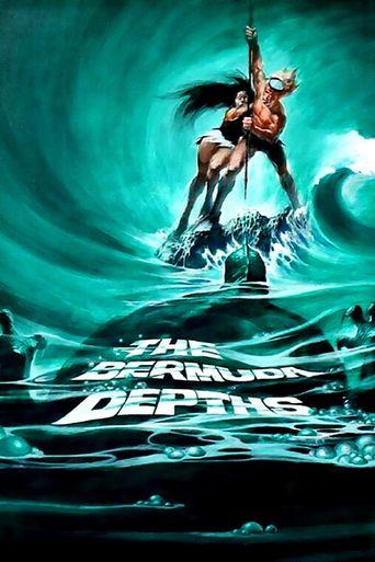 The Bermuda Depths Poster