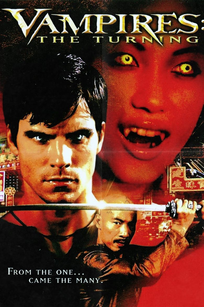Vampires: The Turning Poster