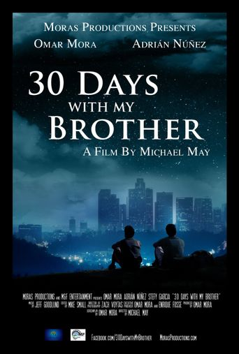 Watch 30 Days with My Brother
