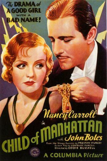 Child of Manhattan Poster