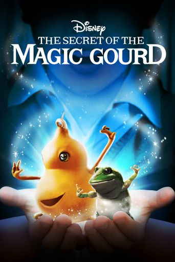 The Secret of the Magic Gourd Poster