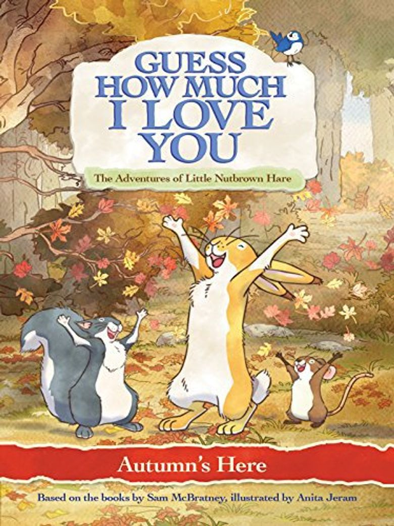 Guess How Much I Love You: Autumn's Here Poster
