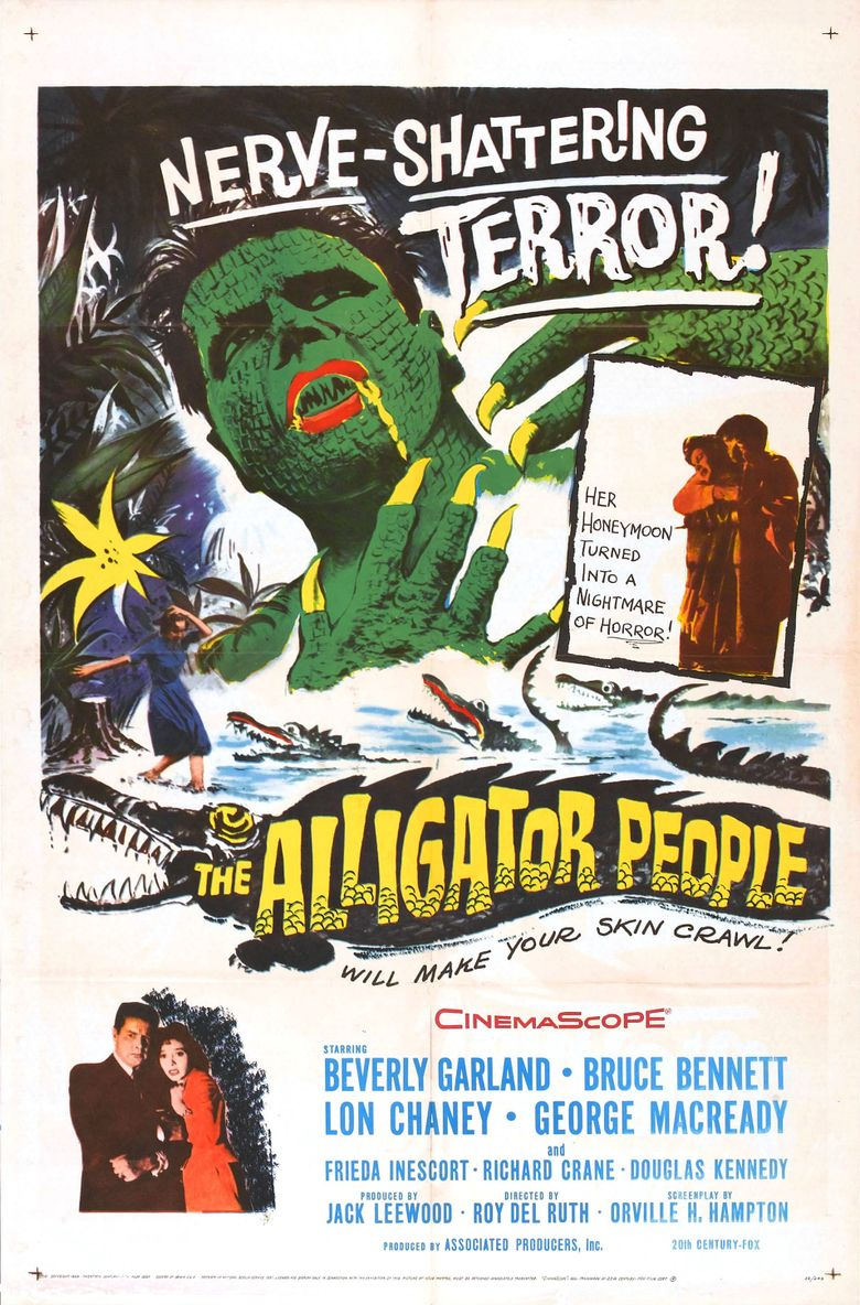 Watch The Alligator People