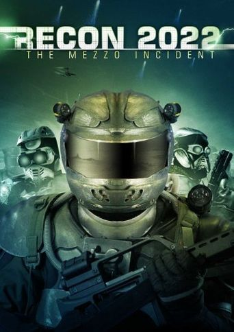 Recon 2022: The Mezzo Incident Poster