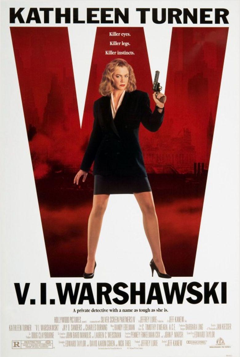 V.I. Warshawski Poster
