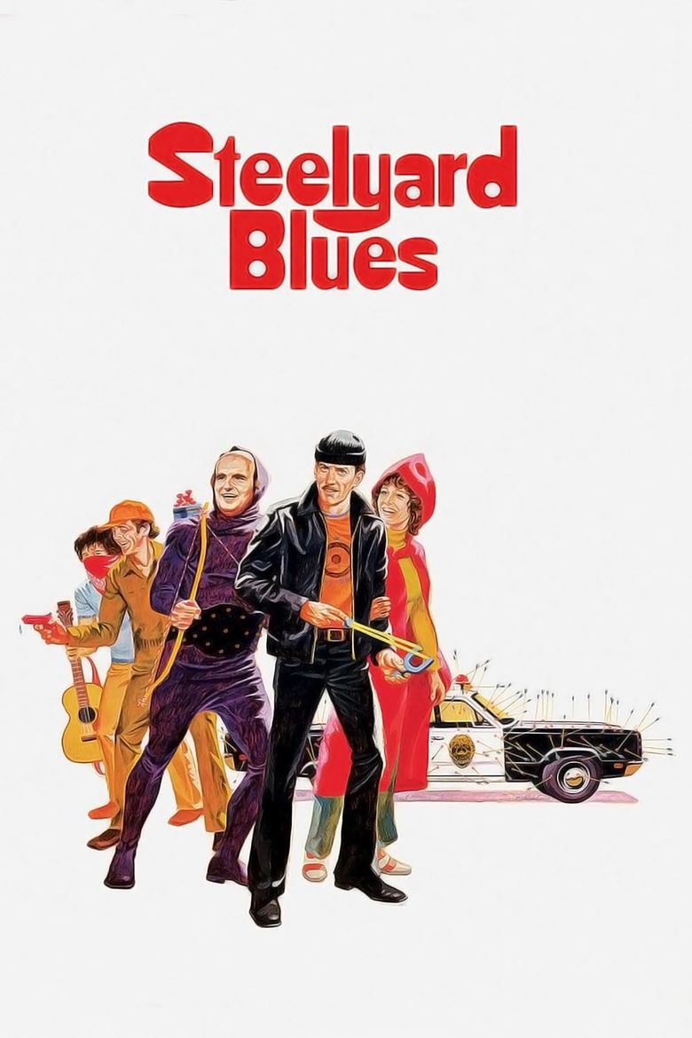 Steelyard Blues Poster