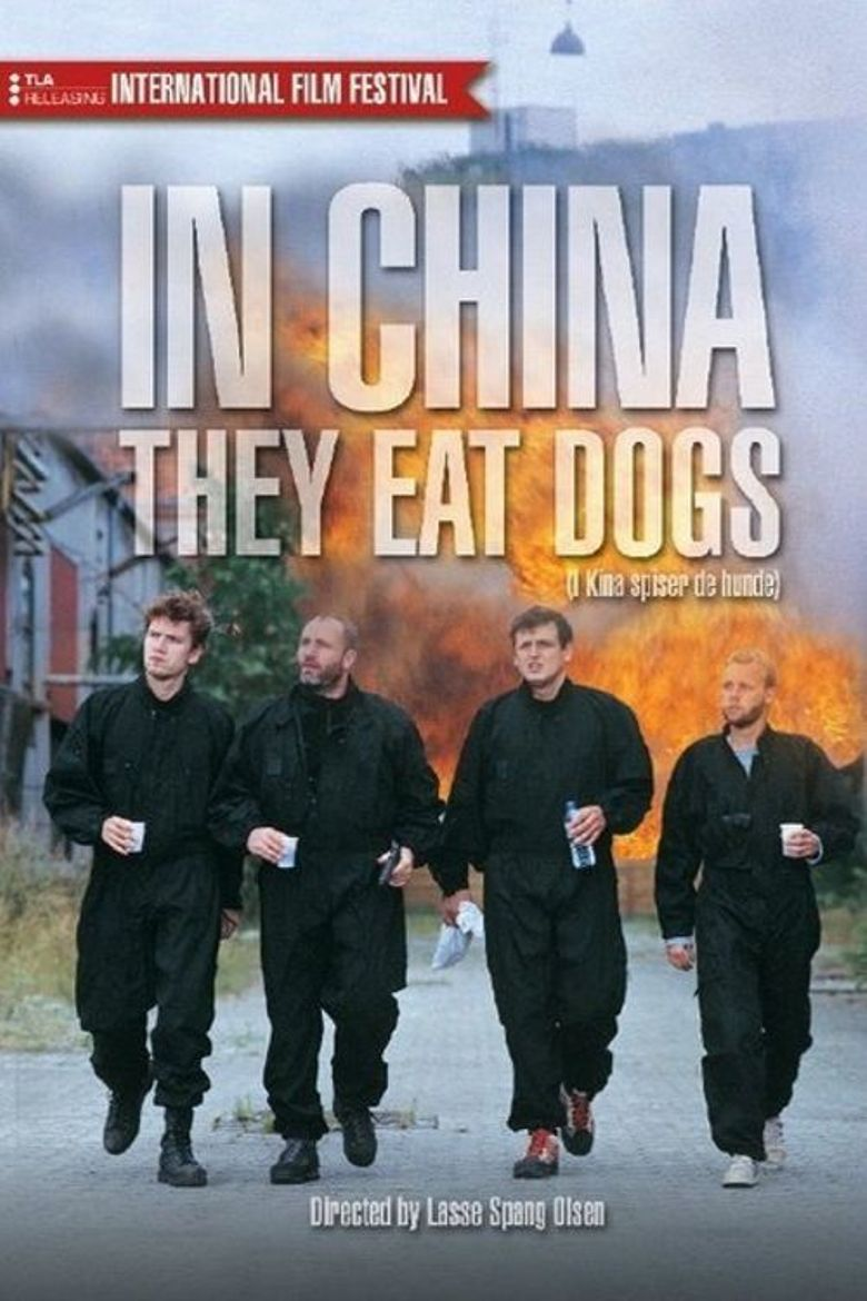 In China They Eat Dogs Poster