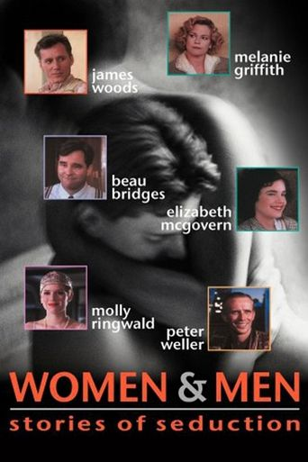 Women and Men: Stories of Seduction Poster