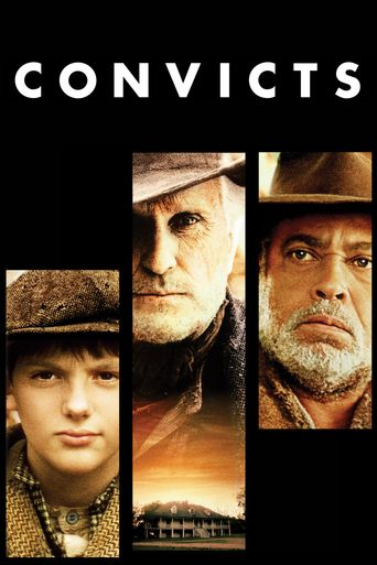 Convicts Poster