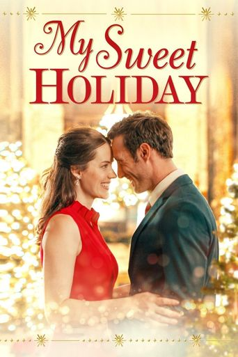 My Sweet Holiday Poster