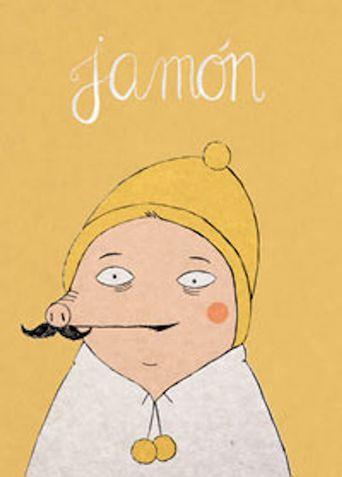 Jamón Poster