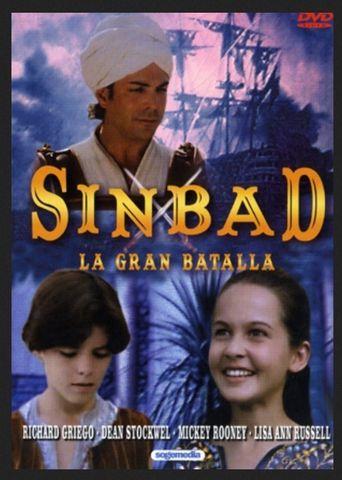 Sinbad: The Battle of the Dark Knights Poster