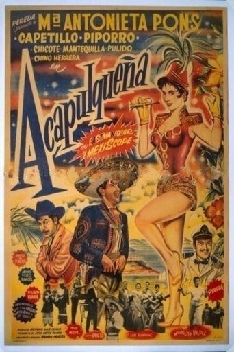 Acapulqueña Poster