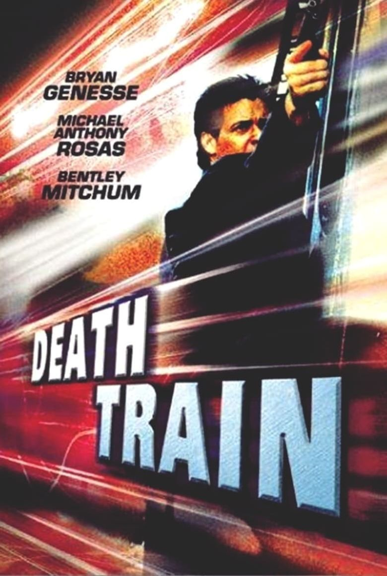 Death Train Poster