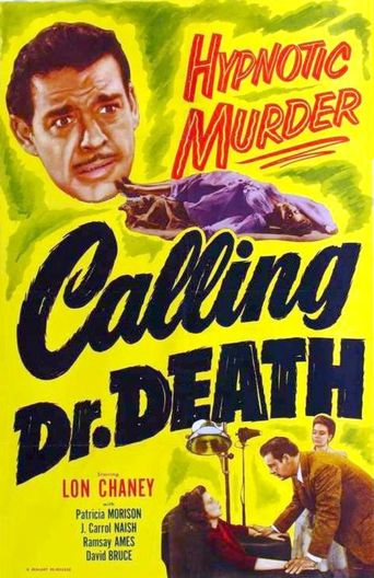 Calling Dr. Death Poster