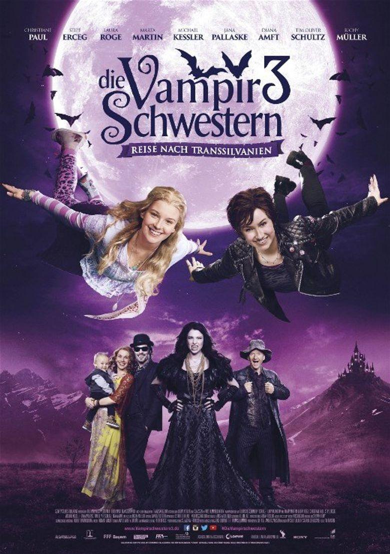 Vampire Sisters 3: Journey to Transylvania Poster