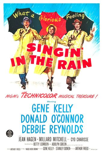 Watch Singin' in the Rain